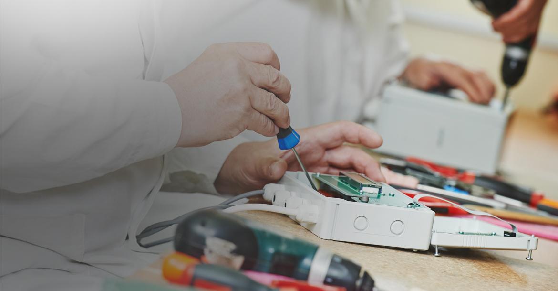 Assemblaggio elettromeccanico